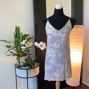 WILFRED FREE Floral Slip Dress